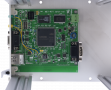 """Ethernet to BITBUS converter as 19 inch 3U board"""