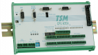 """TSM Module with 8-Bit memory, I/O, without CAN, and Profibus"""