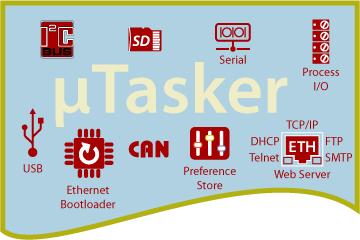 µTasker - Real time embedded system programming - ELZET80